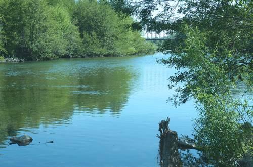 Rivière le Gardon d'Anduze ©