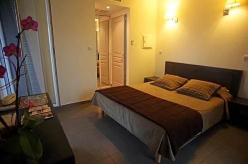 Hôtel Patio de Violette Uzès Chambre © Hôtel Patio de Violette