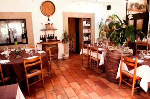 L'Auberge d'Uzès Salle restaurant © L'Auberge d'Uzès