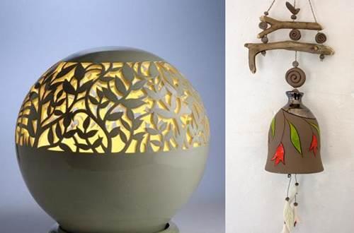 Atelier De La Clochetiere Et Luminaires Denis Caussat - MIALET ©