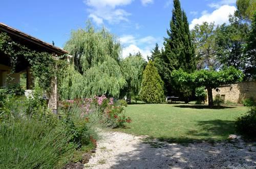 La Bergerie del Arte - jardin  © Di Martino