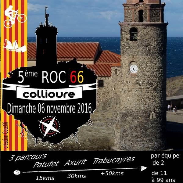 Raid Sportif - Le ROC 66