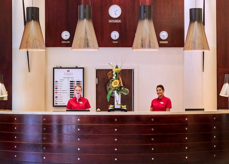 Accueil Ramada Hôtel & Suites