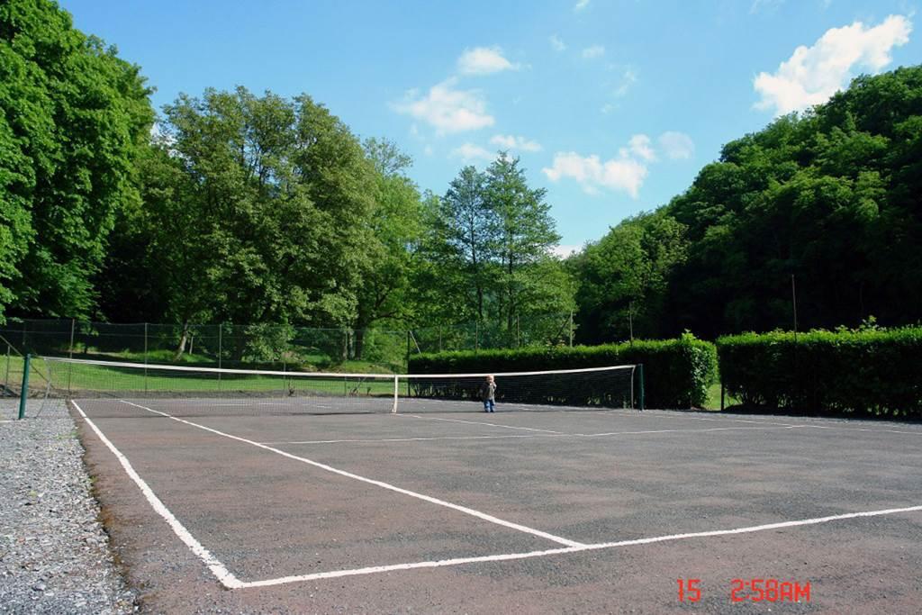 Terrain de tennis Lavandin